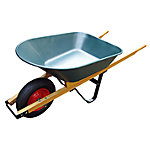 Groundwork® Large Load Wheelbarrow, 5 cu. ft.