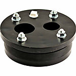 Water Source Double Drop, Split Top Well Seal, 6 in. X 1 1/4 in. X 1 in.