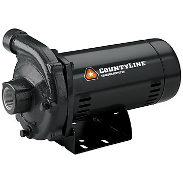 sprinkler pump