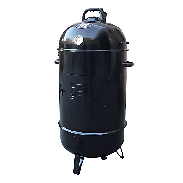 Redstone professional bbq charcoal smoker braindrive for Redstone grill