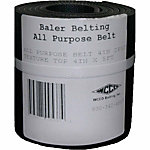 Baler Belting, 2-Ply, 4 in. x 60 in.
