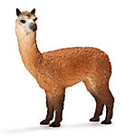 Schleich® Wild Life Collection Alpaca Male Figurine