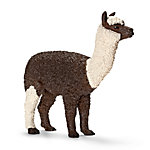 Schleich® Wild Life Collection Alpaca Female Figurine