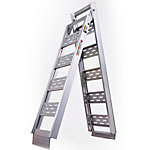 Traveller® Single Aluminum Loading Ramp, 87 in. L x 12 in. H