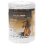 ElectroBraid™ 1,000 ft. Horse Fence Conductor Reel, White