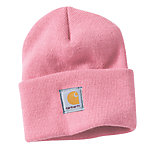 Carhartt® Ladies' Acrylic Watch Hat, Rose Pink
