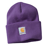Carhartt® Ladies' Acrylic Watch Hat, Grape Purple
