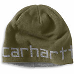 Carhartt® Men's Greenfield Reversible Hat, Army Green