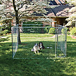 Pet Safe Do-it-Yourself Dog Kennel, 10 ft. W x 10 ft. L x 6 ft. H
