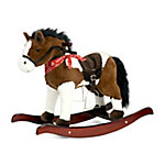 Animated Rocking Horse, 29 in. H