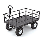 GroundWork 1,200 Lb Capacity Utility Cart