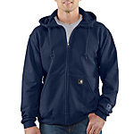 Carhartt® Men's Durable Water Repellent Zipfront Relaxed Sweatshirt