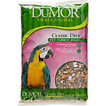 DuMor Classic Diet Pet Parrot Food, 8 lb.