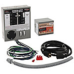 Generac® 6-10 Circuit Prewired Manual Transfer Switch Kit, 30 Amp