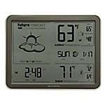 AcuRite 8 in. Digital Weather Station with Forecast/Temperature/Atomic Clock