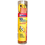 C.H. Hanson® Hanson Pencils with 1 VersaSharp Sharpener, Pack of 10