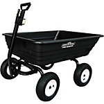 GroundWork® Heavy Duty Garden Dump Cart, 1500 lb. Capacity