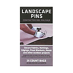 Hanes Geo Components Landscape Pin, Pack of 25