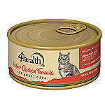 4health™ Indoor Chicken Formula Cat Food, 5.5 oz.