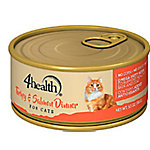 4health™ Turkey & Salmon Cat Food, 5.5 oz.