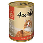 4health™ Turkey & Salmon Cat Food, 13.2 oz.