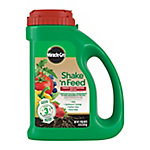 Miracle-Gro® Shake 'n Feed® Tomato, Fruits & Vegetables Continuous Release Plant Food Plus Calcium, 4.5 lb.