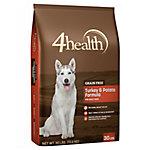4health Grain Free Turkey & Potato Formula for Adult Dogs, 30 lb. Bag