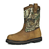 A Hunting Boot