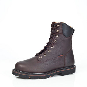c e schmidt s steel toe lace up boot 8 in h at