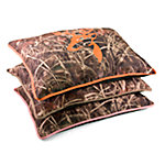 Woodland 29 in. x 40 in. Camo with Deer Logo Pet Bed, Assortment