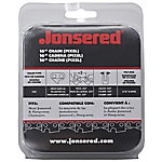 Jonsered® Pixel Chainsaw Replacement Chain, 16 in. L