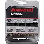 Jonsered® Pixel Chainsaw Replacement Chain, 18 in. L