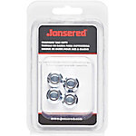 Jonsered® Chainsaw Bar Nuts, Pack of 4