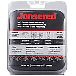 Jonsered® Low Profile Chainsaw Replacement Chain, 16 in. L