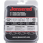 Jonsered® Low Profile Chainsaw Replacement Chain, 14 in. L
