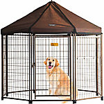 Advantek™ Pet Gazebo, 5 ft. x 5 ft. x 5 ft.