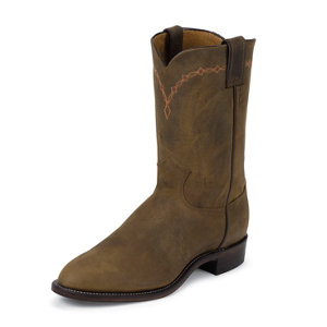 Justin Men S 10 In Roper Boot At Tractor Supply Co