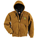 Carhartt® Men's West Virginia QFL Sandstone Active Jacket