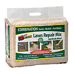 EZ-Straw Lawn Repair Mix Sun/Shade, 11 lb.