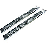 Erickson Pair Steel ATV/Motorcycle Ramps, 9 in. x 84 in.