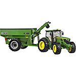 John Deere® 1:16 Scale Big Farm 6210R Tractor with Light and Sounds