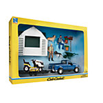 New-Ray Cub Cadet Garden Set 1:18