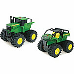 John Deere® Motorized Monster Treads