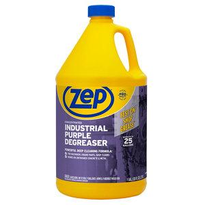 Zep Commercial Industrial Purple Cleaner Amp Degreaser
