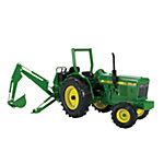 John Deere® 1:16 950 Tractor with Backhoe Attachment