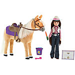 Paradise Horses Country Horse Playset