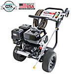 Simpson® Gas Cold Water Pressure Washer, 3800 PSI @ 3.5 GPM, Honda GX270 engine