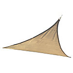 ShelterLogic® ShadeLogic Sun Shade Sail, 16 ft. Triangle, Sand
