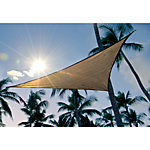 ShelterLogic ShadeLogic Sun Shade Sail, 12 ft. Triangle, Sand