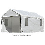 ShelterLogic® Max AP 10 ft. x 20 ft. Enclosure Kit with Windows